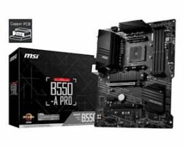 MSI B550-A PRO  - Bild vergrößern