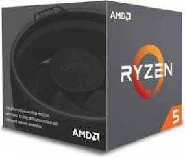 AMD Ryzen 5 5600G - BOX - - Bild vergrößern